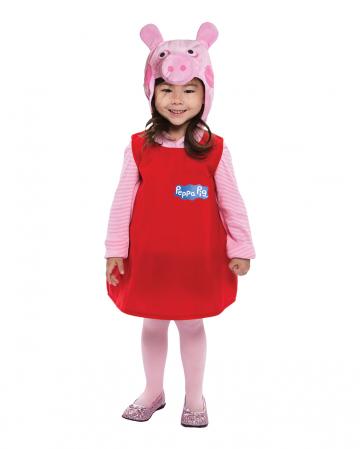 Peppa Pig Kleinkind Kostümkleid Deluxe