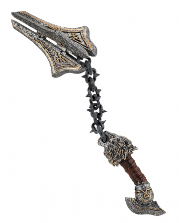 Lions Flail Horror Weapon