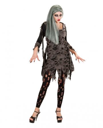 Living Dead Zombie Woman Costume