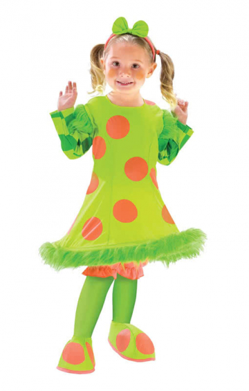 Lolli clown costume
