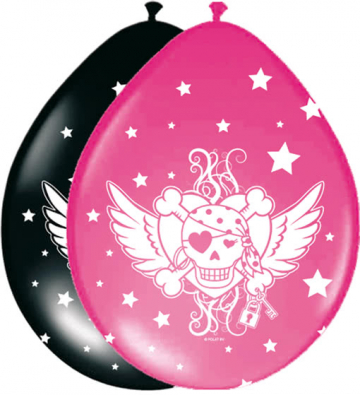 Pirate Girl Balloons