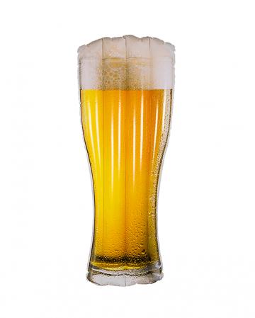 Air Mattress Beer Glass