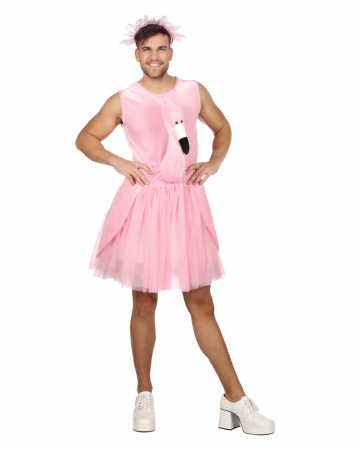 Male Ballet Flamingo Costume