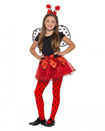 Ladybug Children Costume Accessories Set
