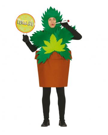 Marihuana Kostüm