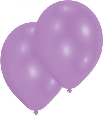 Metallic balloons violettte 50 St.