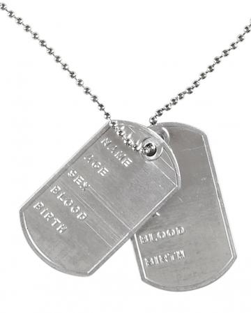 Military Identification Mark