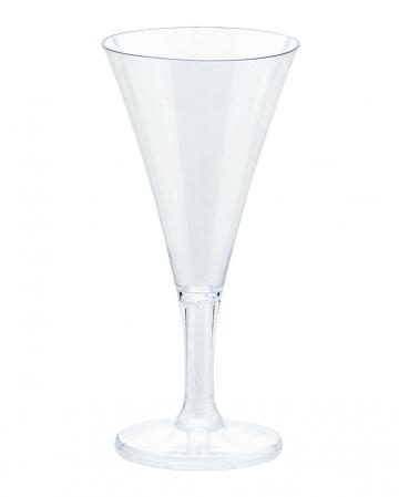 Mini Champagne Glasses Plastic 59ml 20 Pcs.