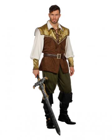Medieval Men Costume