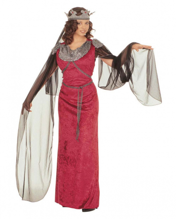 Medieval Costume Guinevere
