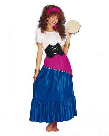 Gypsy Wahrsagerin Kostüm