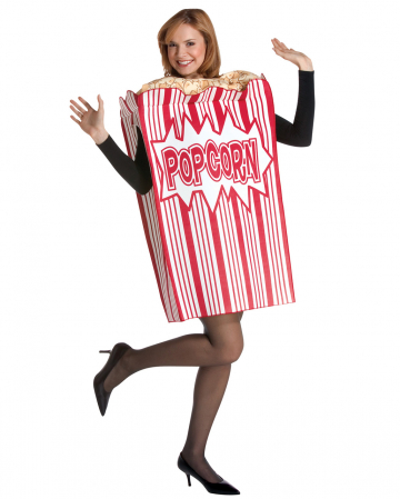 Movie Night Popcorn Kostüm