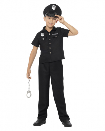 New York Cop Kinderkostüm