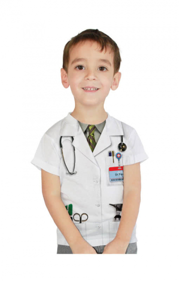 Oberarzt Kinderkostüm T-Shirt