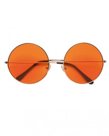 Orange 70s Sunglasses