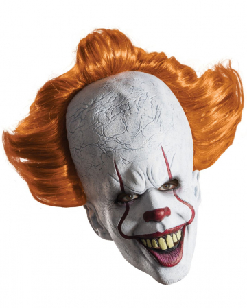 Pennywise Latex Mask