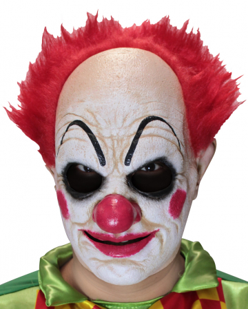Pickles The Clown Full Head Mask For Adults