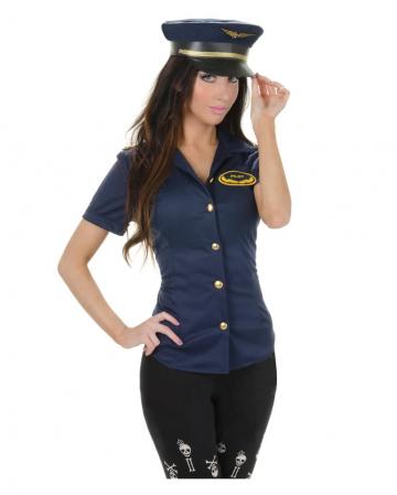 Pilotenbluse Damen