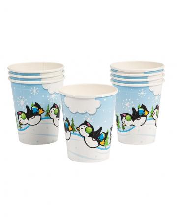 Penguin Party Paper Cup
