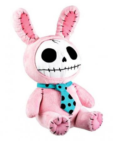 Pink Bun Bun - Furrybones Plüschfigur 30cm