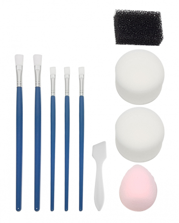 10-pcs. Make-up Tool Set