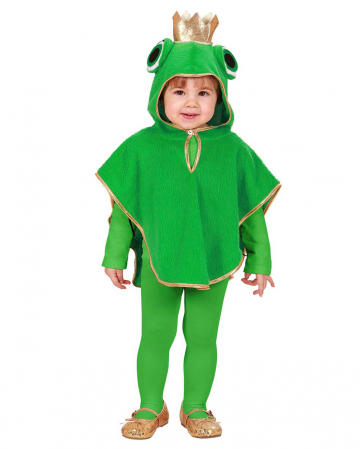 Frog King Toddler Costume