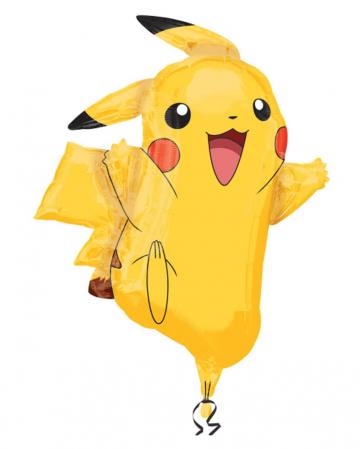 Pokemon Pikachu Folienballon