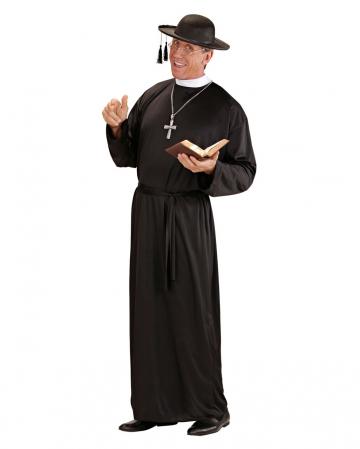 Priest Monsignore Costume