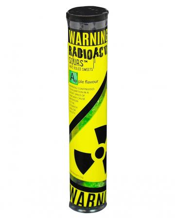 Radioactive Sour Apple Drops