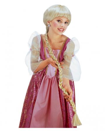 Rapunzel Kinderperücke blond