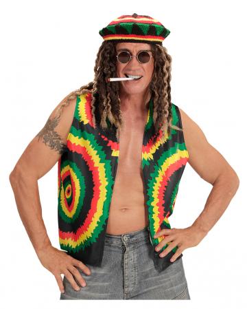 Rastafari Dreadlock Wig Unisex