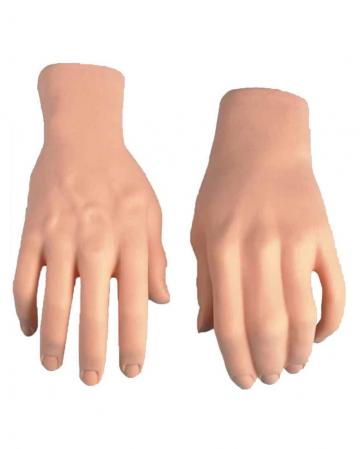 Realistische Deko Hände
