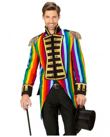 Rainbow Parade Tailcoat