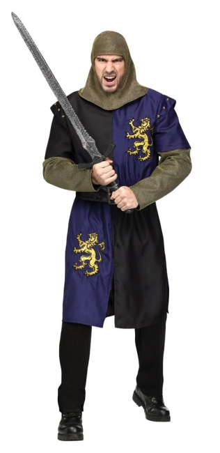 Renaissance Knight Costume