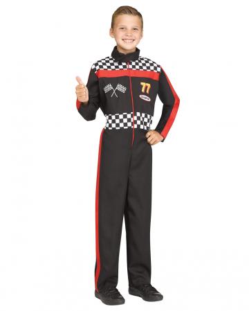 Racers kids costume