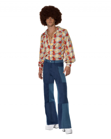 70er Retro Disco Man Kostüm