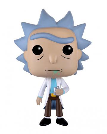 Rick and Morty Rick Funko Pop! Figur