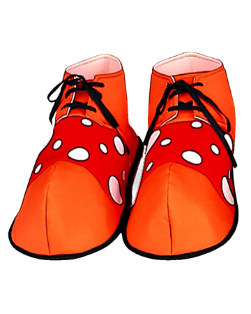 Clown Shoes With Dots