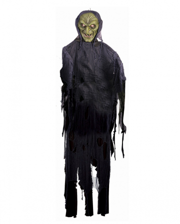 Huge Rag Witch Hanging Figure 365cm