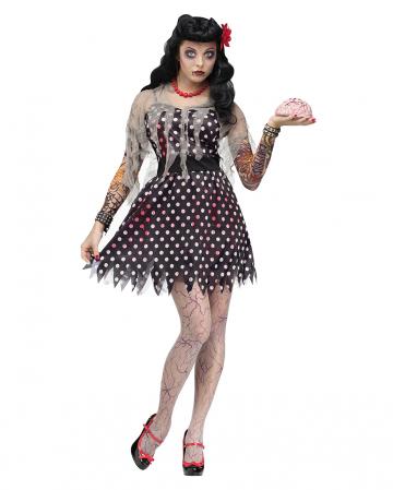 Rockabilly Zombie Costume