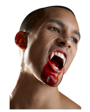 Scarecrow Vampire Teeth Extra Long