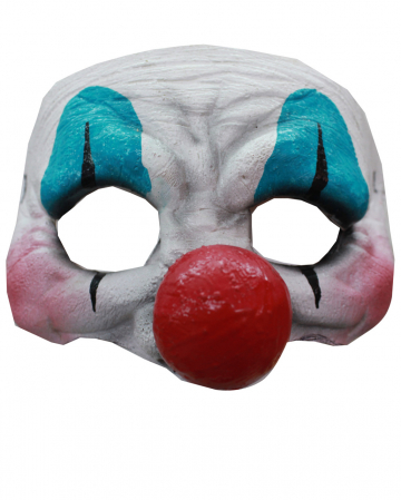 Scary Clown Eye Mask