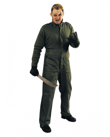 Butcher jumpsuit costume