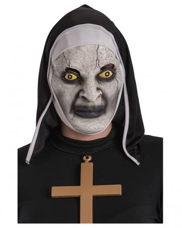 Terrible Nun Halloween Mask