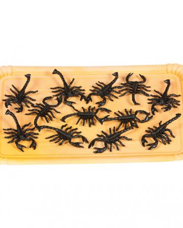 Scorpions Plastic 12 Pack