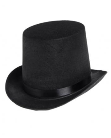 Cylinder Hat Black