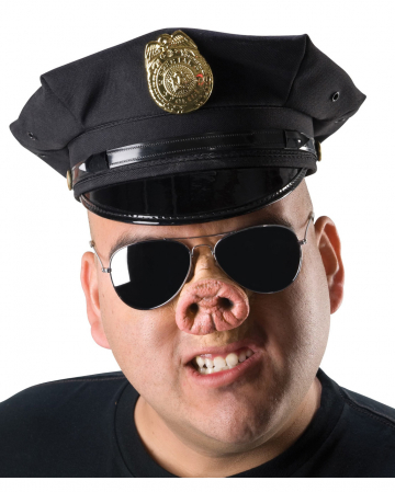 Latex Pig Nose