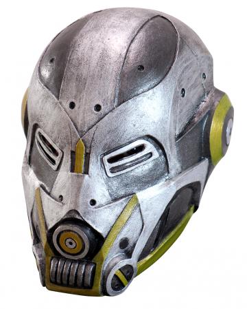 Sci-Fi Robot Mask