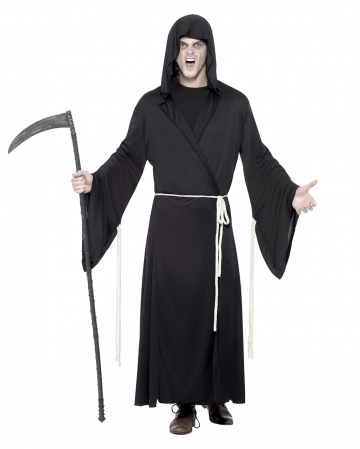 Reaper cape with hood