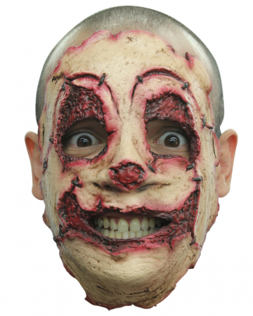 Serial Killer Bloody Mask